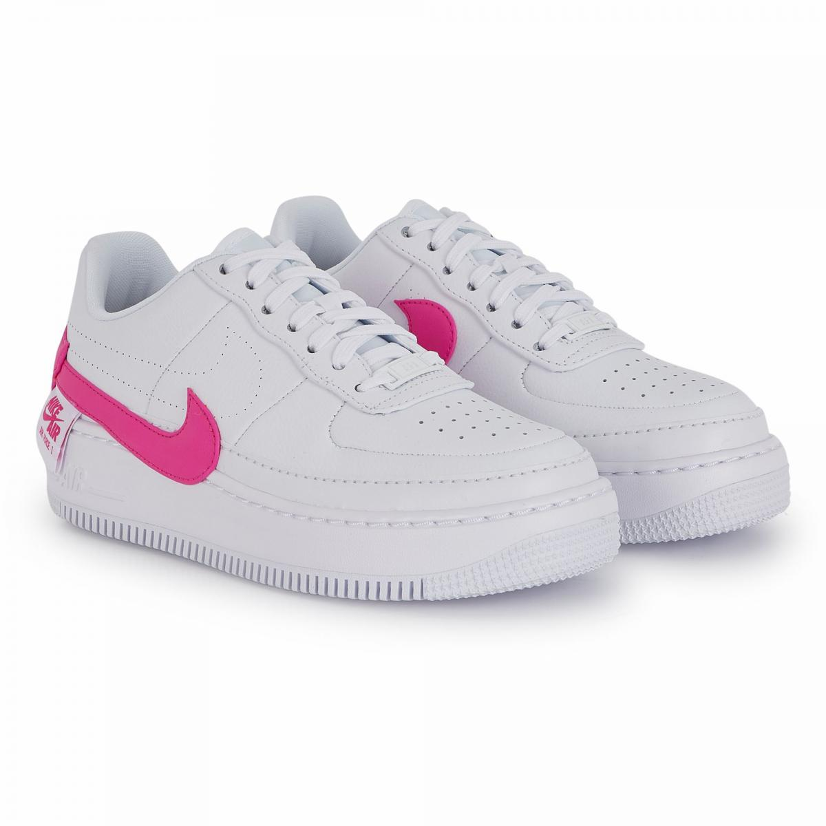 basket air force one rose