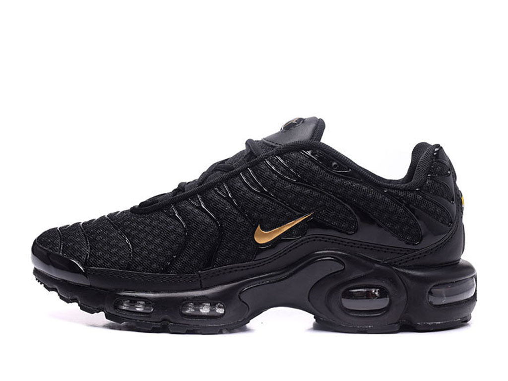 nike tn noir et or,Nike Air Max Tn Requin Nike Tuned 1 Chaussures ...
